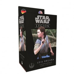 Star Wars Legion Leia Organa Commander Erweiterung DE EN