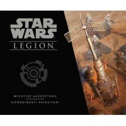 Star Wars Legion Wichtige Ausrüstung Erweiterung DE IT