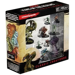 D&D Dungeons and Dragons Icons of the Realms Classic Creatures Box Set