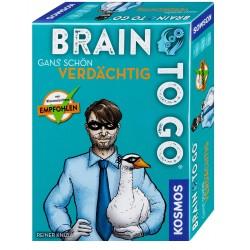 Brain to go Gans schön verdächtig