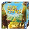 Lost Cities Das Brettspiel