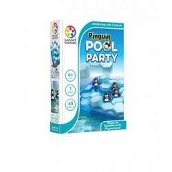 Pinguin Pool Party