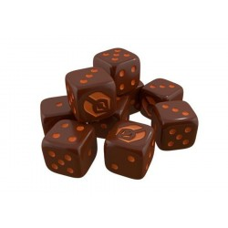 Star Trek Ascendancy Dice Pack Ferengi (x9)