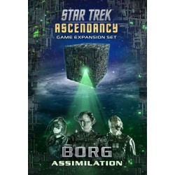 Star Trek Ascendancy Borg Assimilation