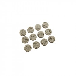 Bases Ancient Round 25mm (5)