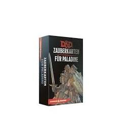 Dungeons and Dragons D&D Zauberkarten für Paladine