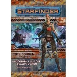 Starfinder Abenteuerpfad 1 Zwischenfall auf der Absalom-Station