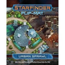 Starfinder FlipMat Urban Sprawl