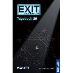 Exit Das Buch Tagebuch 29