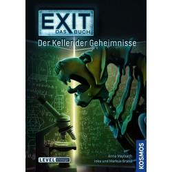 EXIT Das Buch Keller der Geheimnisse