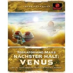 Terraforming Mars Nächster Halt Venus