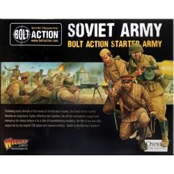 Bolt Action Soviet Army Starter