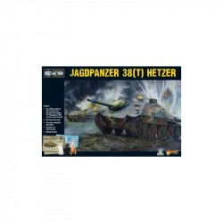 Bolt Action Jagdpanzer 38T Hetzer
