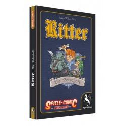 Spiele Comic Abenteuer Ritter 2 Die Botschaft (Hardcover)
