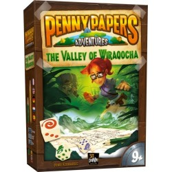 Penny Papers Adventures Valley of Wiraqocha (multilingual)