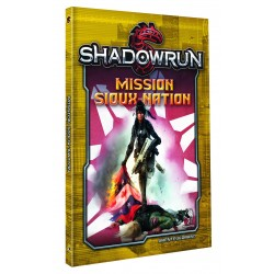 Shadowrun 5 Mission Sioux Nation