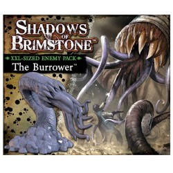 Shadows of Brimstone The Burrower
