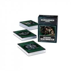 Warhammer 40k Deathwatch Datakarten