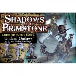 Shadows of Brimstone Undead Outlaws