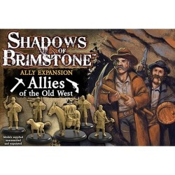 Shadows of Brimstone Allies of the old west