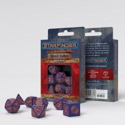 Starfinder Dead Suns Dice Set (7)
