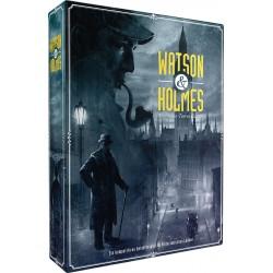 Watson and Holmes deutsch