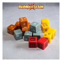 RumbleSlam Dice Pack