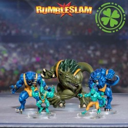 RumbleSlam Cold Bloods