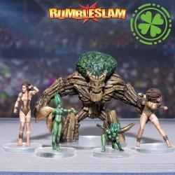 RumbleSlam Timber Fists