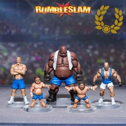 RumbleSlam Heavy Pounders
