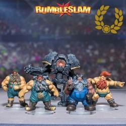 RumbleSlam Runic Thunder
