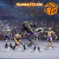 RumbleSlam Cryptborn Nightmares