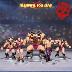 RumbleSlam Raging Beasts