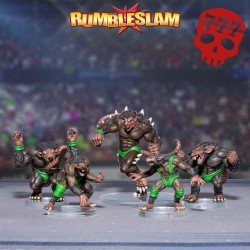 RumbleSlam The Fury