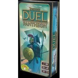7 Wonders Duel Pantheon Erweiterung