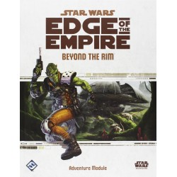 Star Wars RPG Edge of the Empire Beyond the Rim