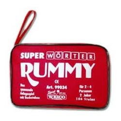 Wörter-Rummy /Tasche 99034