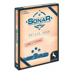 Captain Sonar Volles Rohr (Erweiterung) - Auslieferung ab 1.8.2018