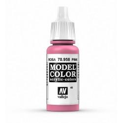 Vallejo Model Color Pink 958