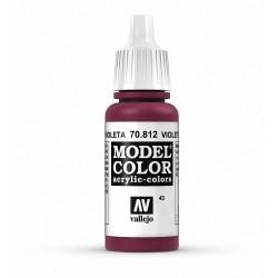 Vallejo Model Color Violet Red