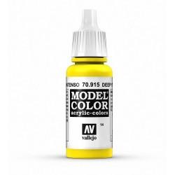 Vallejo Model Color Deep Yellow