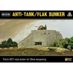 Bolt Action Anti Tank Bunker