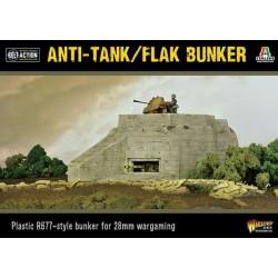 Bolt Action Anti Tank Bunker