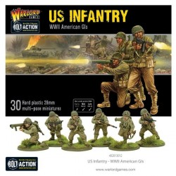 Bolt Action US Infantry GIs