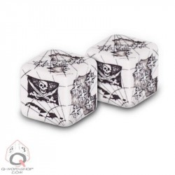 Pirate Dice D6