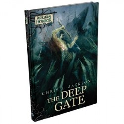 Arkham Horror NOVEL Deep Gate