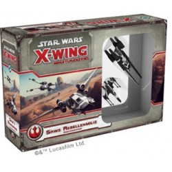 Star Wars X-Wing Saws Rebellenmiliz