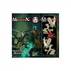 Malifaux Death Marshal Recruiters