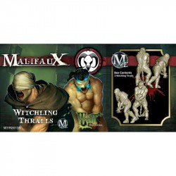 Malifaux Witchling Thralls