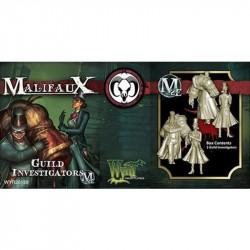 Malifaux Guild Investigators